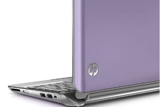 Lavender frost HP Mini 210