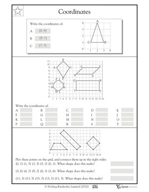 math worksheet : maths coordinates picture worksheets  worksheet works coordinate  : Math Grid Worksheets