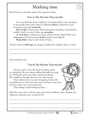 Sentence Sequencing Worksheets Kindergarten - sequencing ...