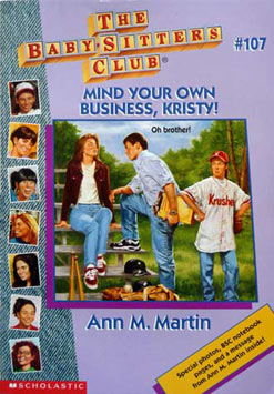 best book series young adults the babysitters club