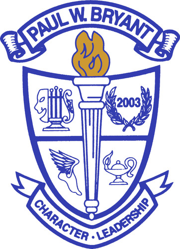 Paul W Bryant High School - Cottondale, Alabama - AL ...