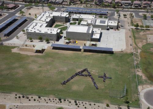 Trailside Point Elementary School Laveen Arizona Az School Overview