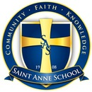 Photo provided by St. Anne Elementary School.