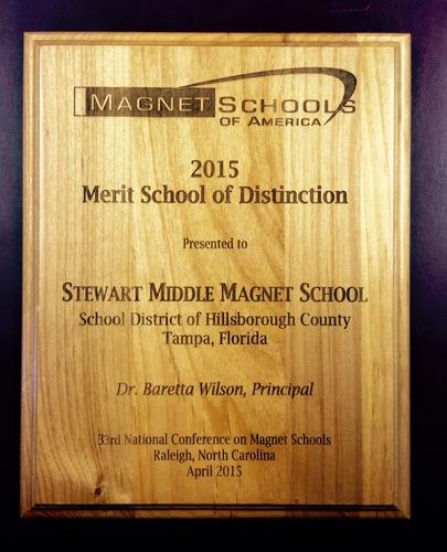 Stewart Middle Magnet School