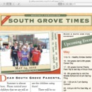 Photo provided by South Grove Intermediate School.