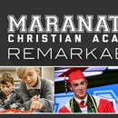 Photo provided by Maranatha Christian Academy.