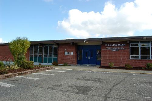 Mann Middle School Lakewood Washington Wa School