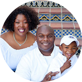 GreatSchools: El Brown and family